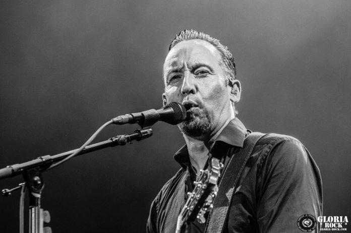 Volbeat bei Alpen Flair 2018 - Foto: Mario Gentsch