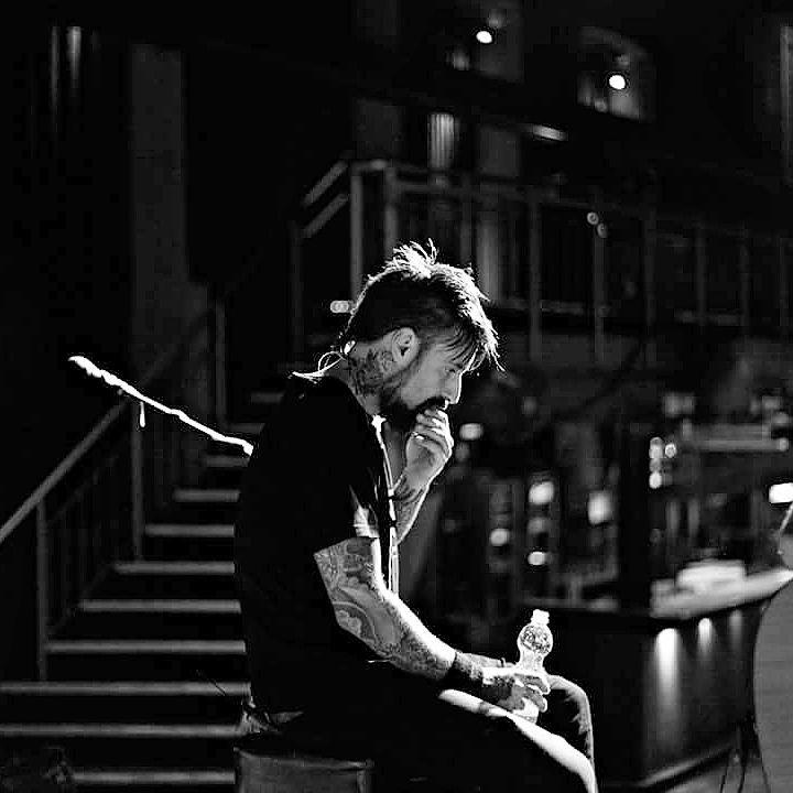 Daniel WIrtz Backstage Foto Ina Bohnsack