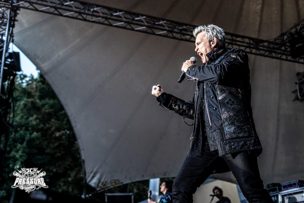 Billy Idol (2018) Foto: Mario Schickel