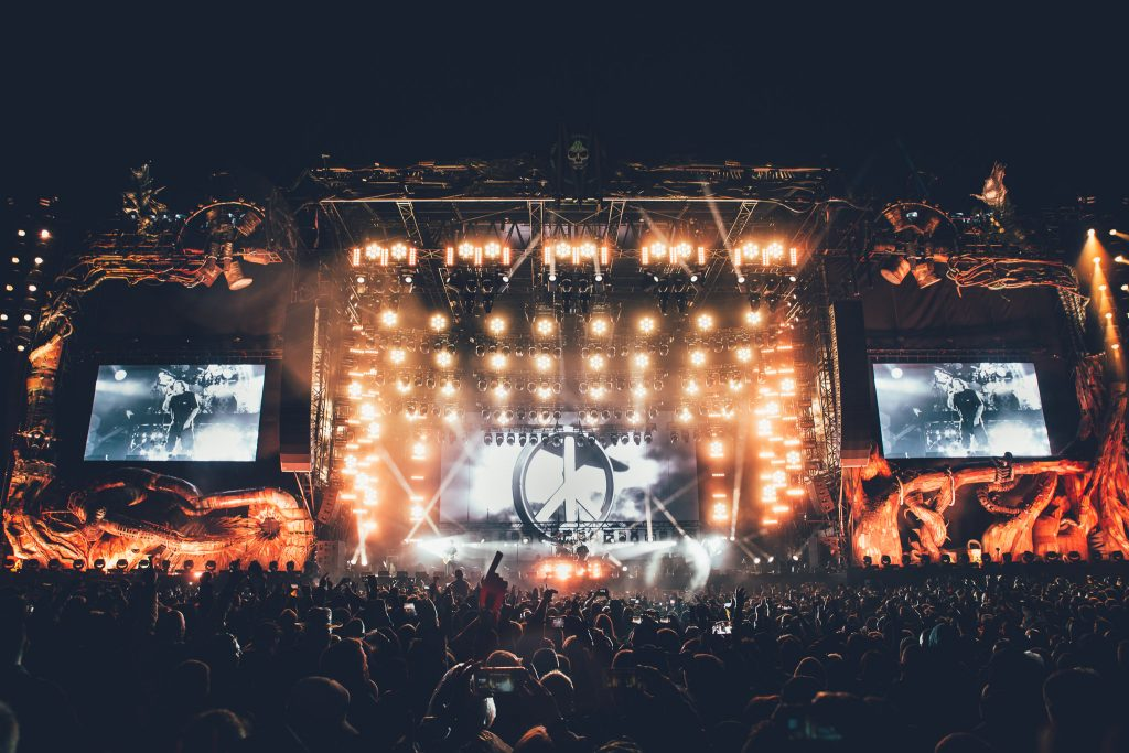 Impression vom Matapaloz Festival - Böhse Onkelz Live on Stage